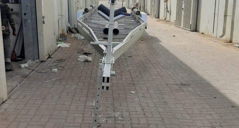 مصنع لولو لعربيات القوارب