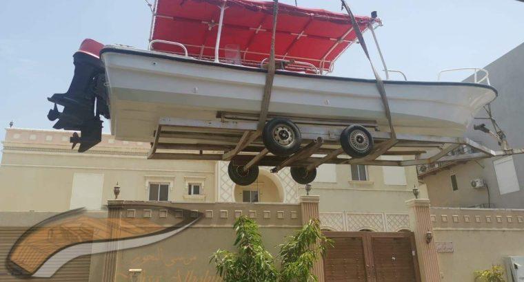 قارب 31 قدم للبيع جدة