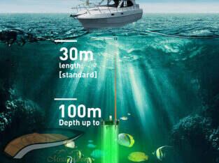 مصباح الصيد LED (30 واط -3000 واط)