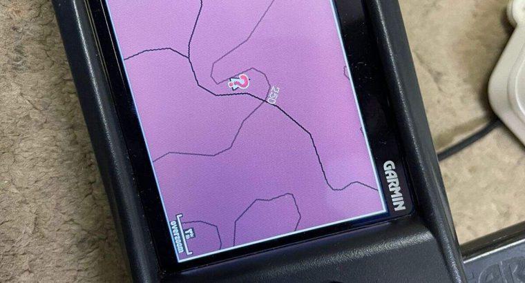 نوع الجهاز بحري GPSmap 276C